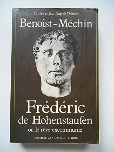 9782262002039: Frédéric de hohenstaufen