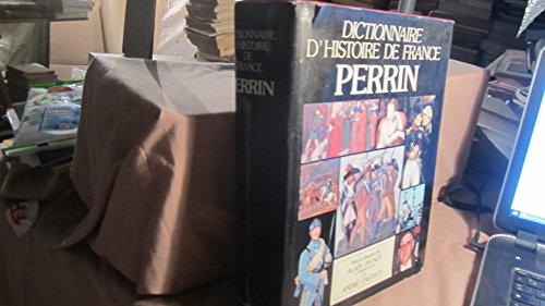 9782262002282: Dictionnaire d'histoire de France perrin