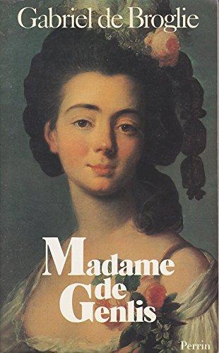 9782262003487: Madame de Genlis