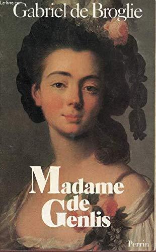 9782262003487: Madame de Genlis (French Edition)