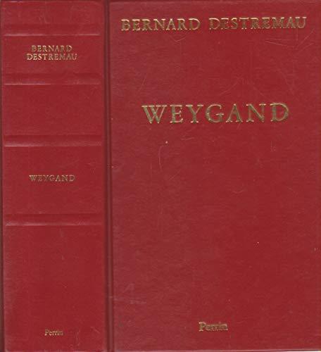 9782262006907: Weygand (Histoire - divers)