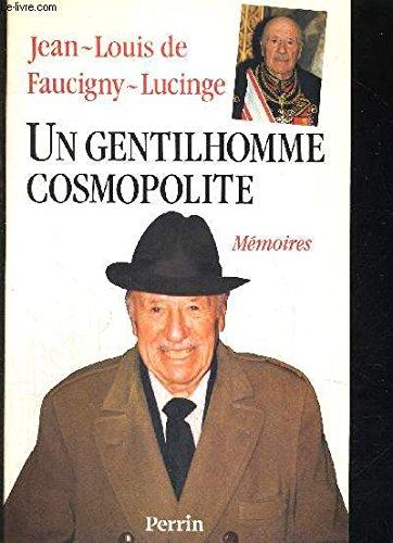 9782262007645: Un gentilhomme cosmopolite: [mémoires] (Perrin)