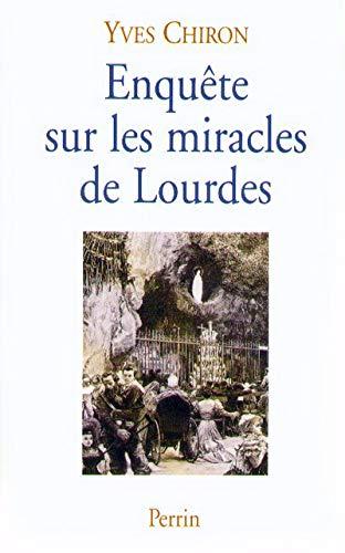 9782262014025: Enquête sur les miracles de Lourdes