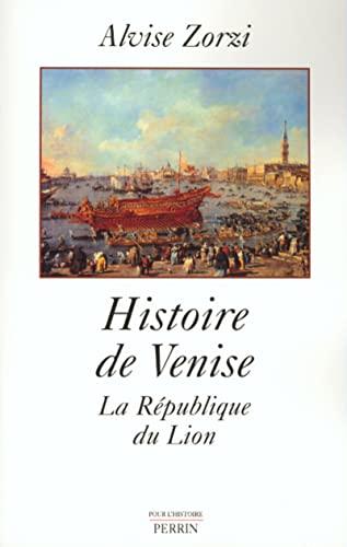 Histoire de Venise: Zorzi, Alvise