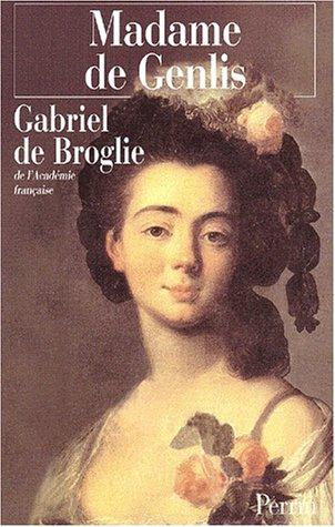 9782262018405: Madame de Genlis