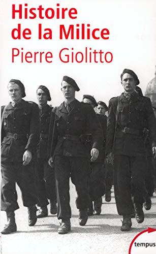 9782262018634: Histoire de la milice