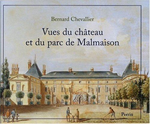9782262020309: Vues du ch�teau et du parc de Malmaison