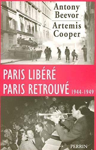 9782262021214: Paris libéré, Paris retrouvé : 1944-1949
