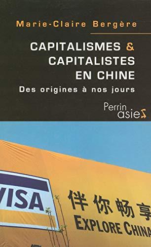 9782262022655: Capitalisme et capitalistes en Chine (French Edition)