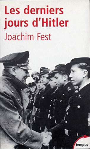 9782262023294: Les derniers jours de Hitler