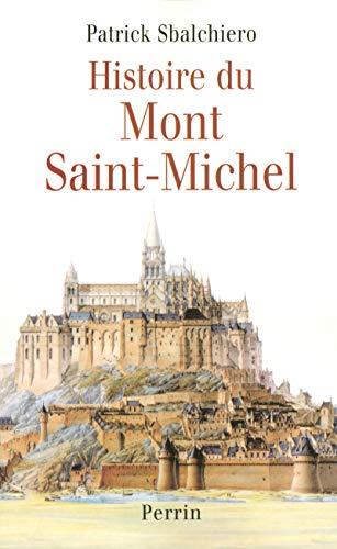 9782262023461: Histoire du Mont-Saint-Michel