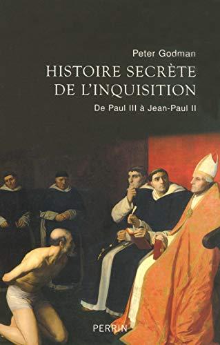 9782262023522: Histoire secrète de l'Inquisition