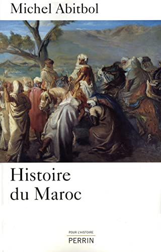 9782262023881: Histoire du Maroc (Pour l'histoire)