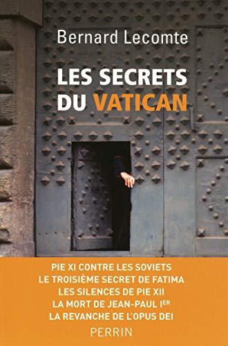 9782262024161: Les secrets du Vatican