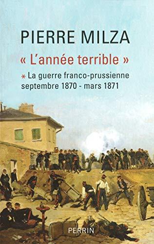 """9782262024987: """"L'année terrible"""" (1)"""