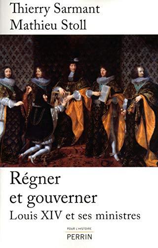 Régner et gouverner (French Edition): Mathieu Stoll, Thierry Sarmant