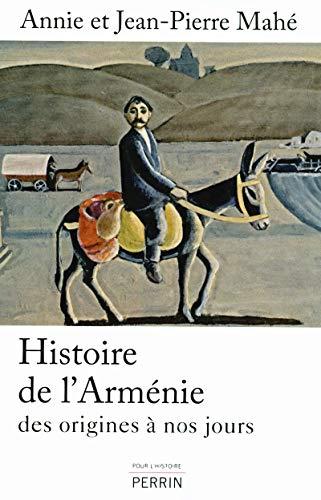9782262026752: Histoire de l'Arménie : Des origines à nos jours