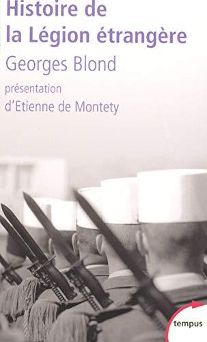 Histoire de la Légion étrangère: Blond, Georges