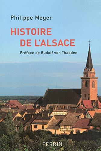 Histoire de l'Alsace: Philippe Meyer