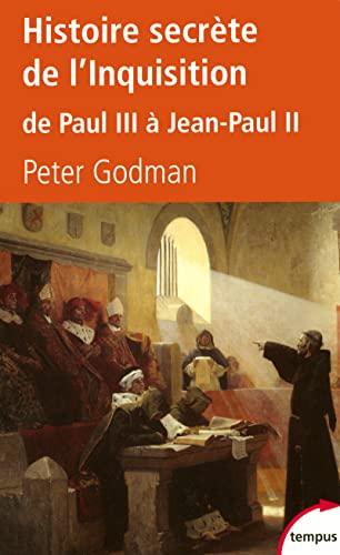 9782262029777: Histoire secr�te de l'Inquisition