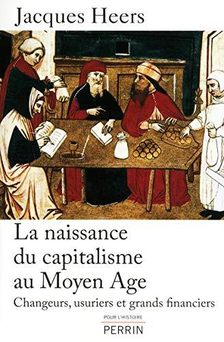 9782262030896: La naissance du capitalisme au Moyen Age (French Edition)