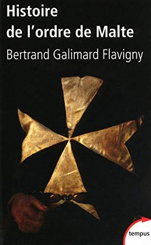 Histoire de l'ordre de Malte - N° 328: Galimard Flavigny, Bertrand