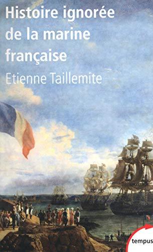 9782262032425: Histoire ignorée de la marine française