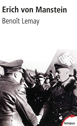 9782262032623: Erich Von Manstein : Le stratège de Hitler