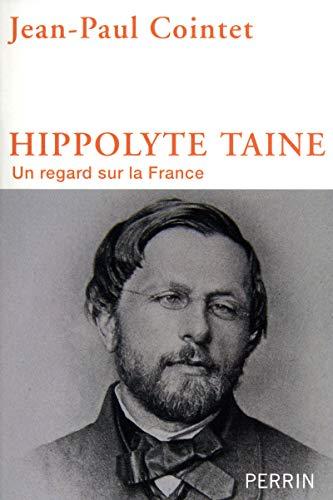 9782262033668: Hippolyte Taine