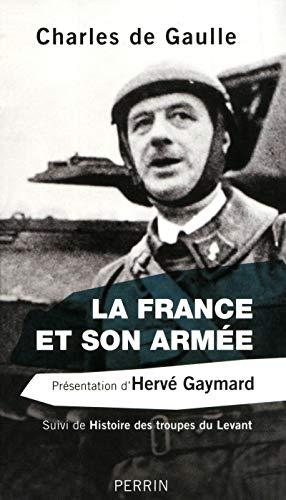 9782262033828: La France et son armée (French Edition)