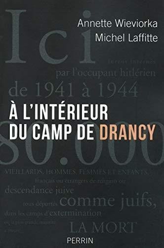 9782262034238: A l'intérieur du camp de Drancy