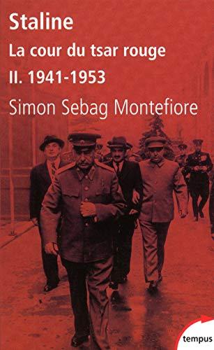 9782262034900: Staline, la cour du tsar rouge (French Edition)