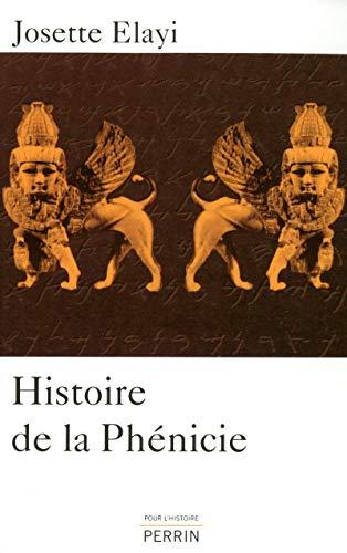 9782262036621: Histoire de la Phénicie