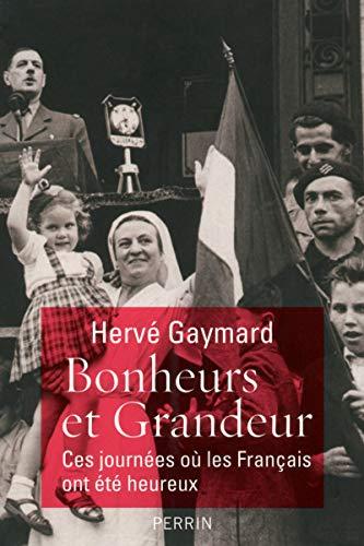 bonheurs et grandeur: Herve Gaymard