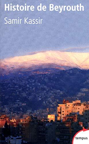 9782262039240: Histoire de Beyrouth
