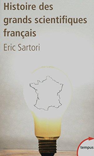 9782262039363: Histoire des grands scientifiques français