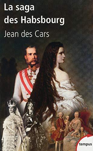 9782262041403: La saga des habsbourg (Tempus)