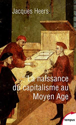 9782262044138: La naissance du capitalisme au Moyen Âge