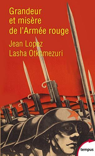 9782262049287: Grandeur et misere de l'armee rouge