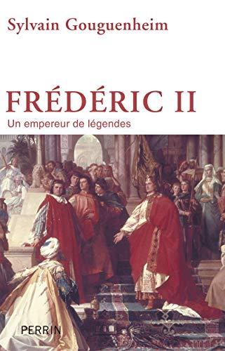Frederic ii: Sylvain Gouguenheim