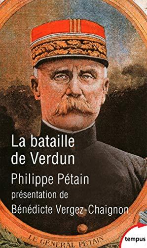9782262064051: La bataille de Verdun