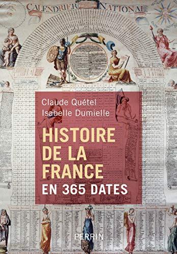 9782262065300: Histoire de la France en 365 dates