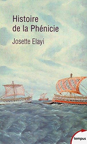 9782262074463: Histoire de la Phénicie