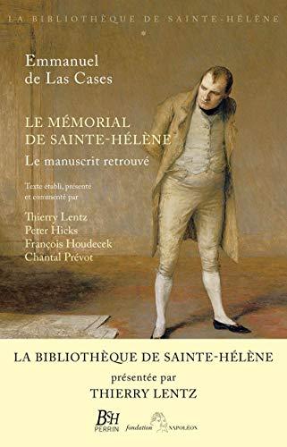 9782262074951: Le mémorial de Sainte-Hélène : Le manuscrit retrouvé. La bibliothèque de Saint-Hélène tome 1