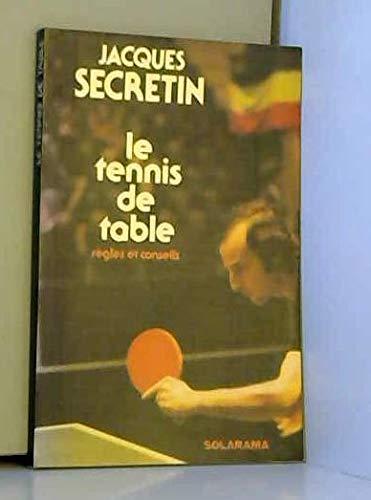 9782263000478: Le Tennis de table