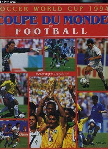 9782263001864: Soccer World cup : Coupe du monde de football