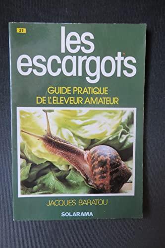 9782263005749: Les escargots / guide pratique de l'eleveur amateur