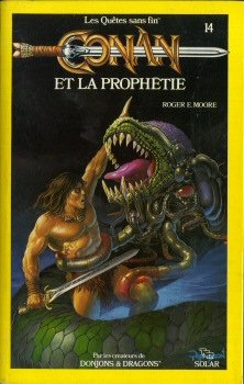 9782263010231: Conan et la prophetie