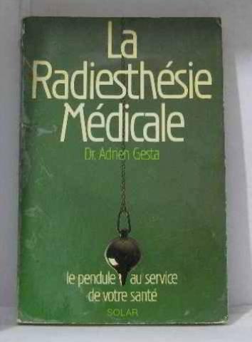 9782263011382: Radiesthesie medicale(la)