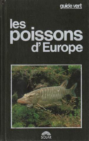 Les poissons d'europe
